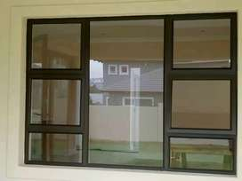 Aluminum Windows pivot