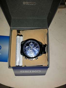 Seiko chronograph men's