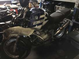 BMW R1150 GS Stripping