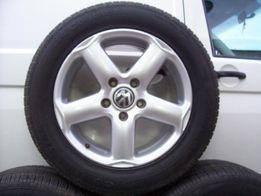 VW TOUAREG Q7 CAYENNE Continental 4x4 Contact M+S 255/55R18 ***ZIMA***