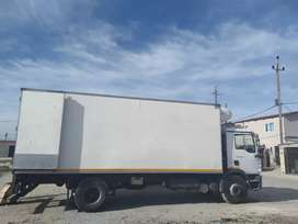 8 and 3,5 tonnes trucks for hire