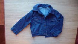 Джинсовая курточка для малыша