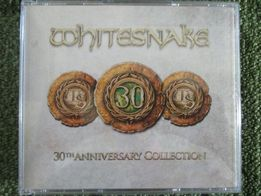 """Whitesnake """"30th Anniversary Collection"""" 3 CDs!"""