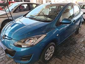 `2012 Mazda 2 1.3i-Low 112500km-Only R119900-Fuel saver