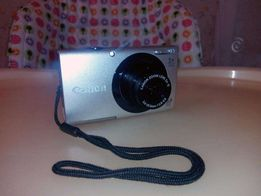 Фотоаппарат Canon PowerShot A3400 IS + карта памяти 4 Gb + Футляр