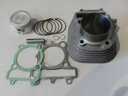 Silnik - BASHAN BS250S-5 - LONCIN Jianshe