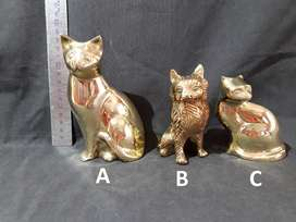 Brass Cats (Assorted)