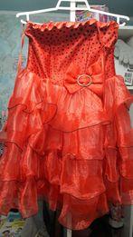 Напрокат новогоднее платье