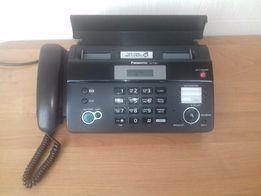 Телефон-факс Panasonic KX FT982UA-B