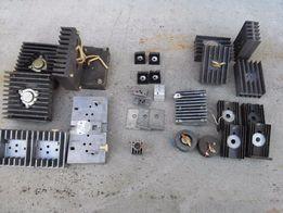 Радиаторы для транзисторов, диодов, тиристоров и т.д.