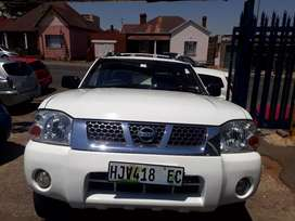 2014 Nissan Np300 Hardbody (2.4) Double Cab Manual