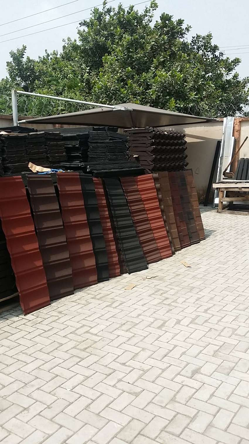 COST OF STONE COATED ROOFING SHEETS IN LAGOS, NIGERIA 0