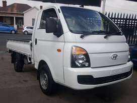 2018 Hyundai H-100 2.6 long base bakkie