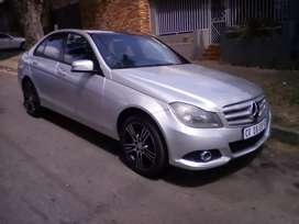 2013 MERCEDES BENZ C200 CGI, AUTOMATIC, FACE LIFT, LEATHER INTERIOR