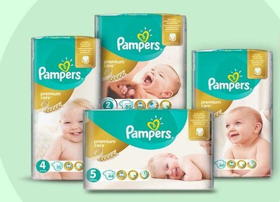 900руб! Подгузник Pampers (памперс) Premium Care (Премиум Кеа) 2,3,4,5 Донецк - изображение 2