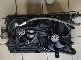 Selling some vw cooling units