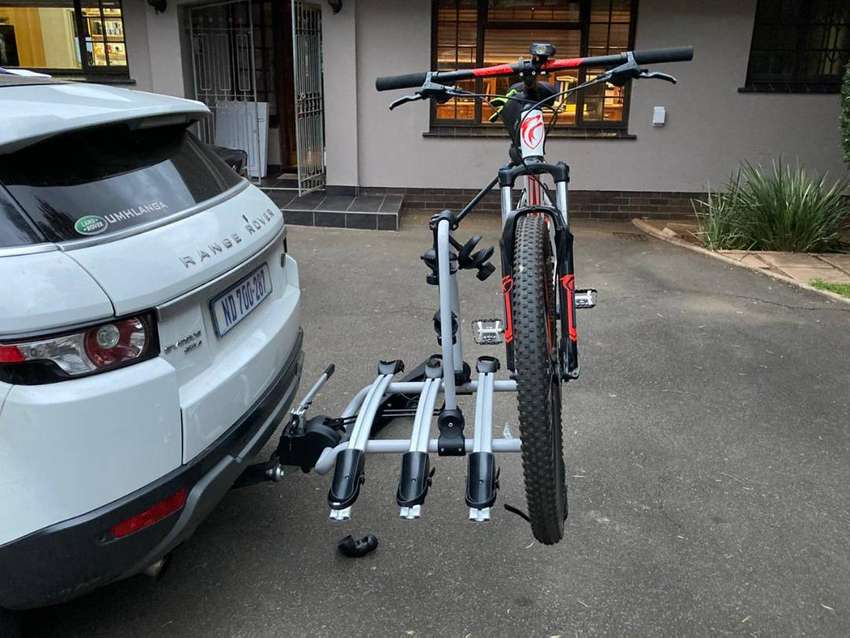 BICYCLE RACK 4 CARRIER TOW BALL MTG