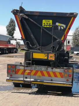 Side tipper for sale