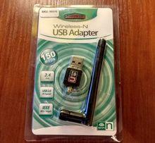 Wireless-N Mini - USB Wi-Fi адаптер