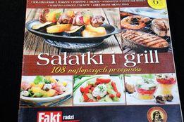 Sałatki i grill - 108 najlepszych przepisów