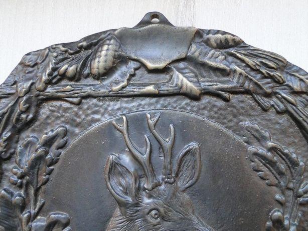 Płaskorzezba głowa kozła Bydgoszcz - image 6