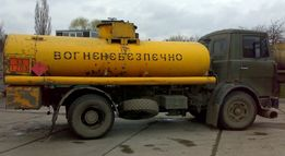 бензовоз МАЗ 533739 Год выпуска 1991 г.