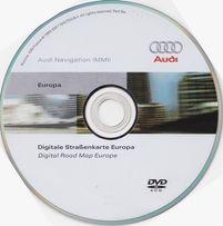 Sprzedam płytę navi do samochodów AUDI MMI 2G na 2018 rok
