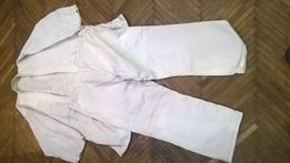 Кімоно і штани чорні для айкідо