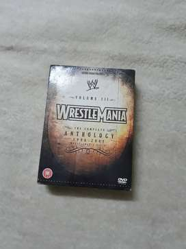 Wrestlemania: The Complete Anthology Volume III