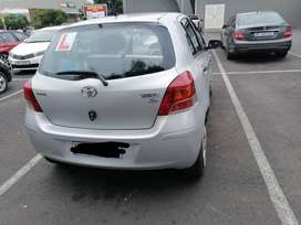 Toyota yaris zen 3. Price negotiable.