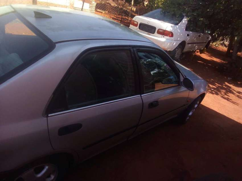 Honda luxline ,1.5 ,Daily use,need respray,disc up  to date 0