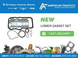 We sell new & used Lower Gasket Set  for Jeep - Dodge - Chrysler