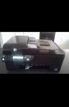 Hp office 4500 all in one.no   cartridges