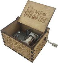 Музыкальная шкатулка Игра Престолов Game of Thrones