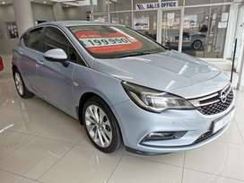 2018 Opel Astra 1.0T Enjoy 5 Door