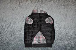 Фирменная куртка для собак