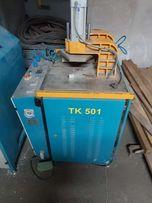 Одноголовочний паяльник для ПВХ Yilmaz ТК 501 и СА 601