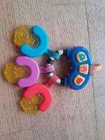 Klucze fisher price tiny love disney zestaw zabawek