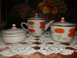 Чайный сервиз-Полонский з.1960 годы