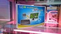 Brand DVB-T2 digital Tv combo box decoder receiver free to air 0