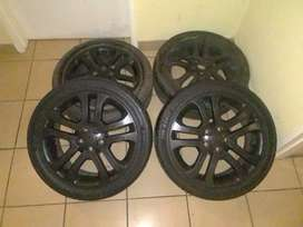 Ford rims×4 size 17