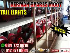 Opel,Chev,Suzuki and Haval new and used parts-Tail lights