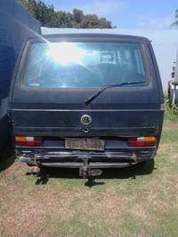 Image of microbus non runner for sale
