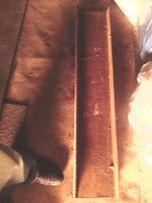 Двутавровая балка и швеллер