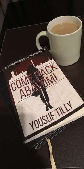 Award winning South African Thriller about Xenophobia - Print Book