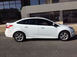 Negotiable sale of used 2013 ford focus 1.6 ti vct trend 5dr