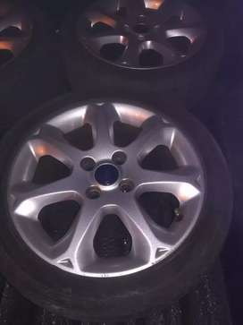 Ford ST Rims For Sale 16 Inch