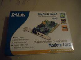 Новый модем D-Link DFM-562I
