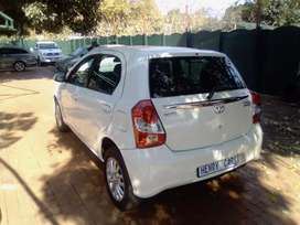 Toyota Etios 1.5 Hatchback Manual For Sale
