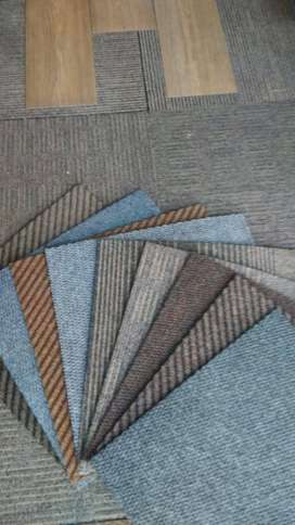 Used office carpets tiles, mates or carpet blocks Supply and Fit